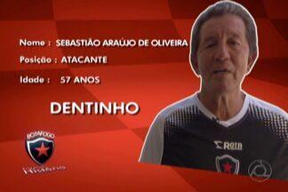 Relembre a história do jogador Dentinho no Botafogo-PB - Jogador chegou a ser o maior goleador do Brasil.