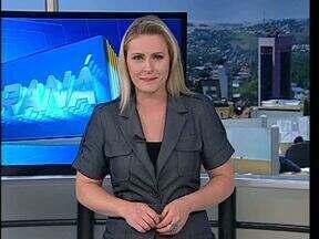 Veja os destaques do PRTV 2ª Edição desta terça-feira - Deputado diz que recebeu ameaça durante eleição do Tribunal de Contas do Paraná.