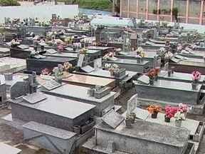 Próximo ao Dia de Finados, faltam vagas nos cemitérios da capital - Próximo ao Dia de Finados, faltam vagas nos cemitérios da capital