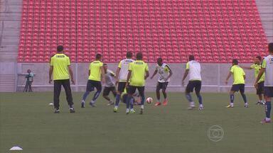 Sport enfrenta o Libertad pela Copa Sul-Americana - Jogo será na Arena Pernambuco.