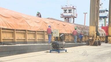 Em Porto Velho, trabalhadores portuários recebem orientações de segurança no trabalho - No Porto Organizado da capital um funcionário morreu asfixiado em julho deste ano.