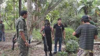 """ZAPPEANDO: confira um bate papo com a equipe de filmagem do filme """"Rambo da Amazônia"""" - Diretores, produtores e atores conversaram com a equipe do Zappeando sobre a nova aventura do """"Rambo da Amazônia"""", que estreia em novembro."""