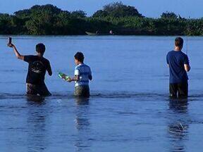 Fiscalização para coibir pesca irregular começa no Pantanal - A piracema é o período de reprodução dos peixes. Faltando dez dias para o início do período os grandes rios do Pantanal registram aumento no movimento.