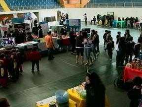 Expoideias teve como tema: Mosaico da produção de Bagé, RS - Sustentabilidade - Feira é organizada pelo Colégio Nossa Senhora Auxiliadora.
