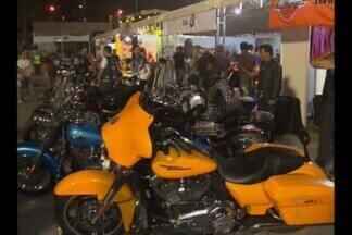 Parque do Povo, em Campina Grande, receberá milhares de motociclistas nesse fim de semana - Veja mais informações sobre o Moto Fest.
