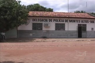 Falta de policiamento deixa população exposta à criminalidade em Montes Altos - Número de policiais é baixo na cidade maranhense
