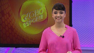 Maíra Lemos apresenta os destaques do Globo Esporte MG desta terça-feira - Maíra Lemos apresenta os destaques do Globo Esporte MG desta terça-feira