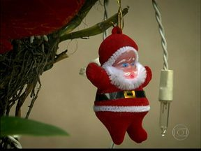 Saiba como colocar luzes de Natal sem danificar as árvores - Deve-se evitar o uso de arames e pregos, pois danificam a planta e o tronco. Dr. Árvore responde dúvidas sobre o assunto no SPTV.