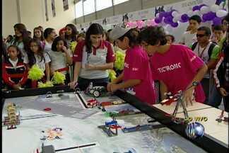 Sesi de Mogi das Cruzes tem Torneio de Robótica nesta quinta-feira (31) - 17 equipes participam da competição.
