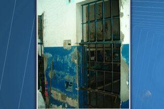 Justiça determina interdição da carceragem da delegacia da cidade de Itororó - O pedido foi feito pelo Sindicato Estadual dos Policiais Civis, porque as celas estão deterioradas.