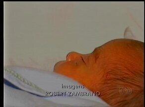 Theo, o bebê que nasceu sem a mãe saber que estava grávida, já está em casa - Theo, o bebê que nasceu sem a mãe saber que estava grávida, já está em casa