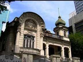 São Paulo é uma cidade moderna que ainda preserva construções antigas - O Centro de São Paulo é a região que concentra grande parte das construções antigas da capital. Quem já andou por lá já deve ter visto vários prédios antigos,alguns conservados, outros não.