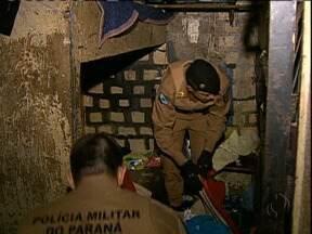 Polícia ainda procura 16 fugitivos de Ivaiporã - No total 18 detentos escaparam da cadeia local, depois que iniciaram uma rebelião.