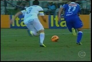 Times mineiros vencem na rodada do Brasileirão - Galo goleio o Náutico e Cruzeiro venceu o Santos