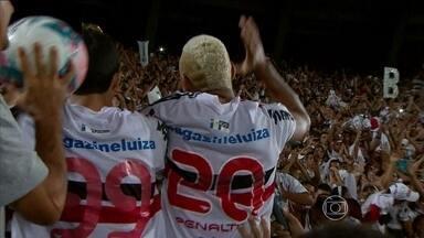 Após vencer o Betim, Santa Cruz é o último clube a se classificar para a série B - Clube pernambucano bate adversários por 2 a 1 e enfrenta o Luverdense nas semifinais.