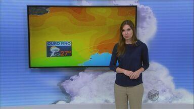 Confira a previsão do tempo no Sul de Minas para essa segunda-feira (4) - Confira a previsão do tempo no Sul de Minas para essa segunda-feira (4)