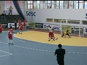 Confira os gols das oitavas de final da Copa Brasília de futsal 2013 - Times garantem as primeiras vagas para as quartas de final.