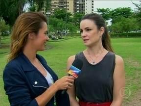 Carolina Kasting fala do drama de sua personagem em Amor à Vida - Atriz acredita que Gina conseguirá superar seu drama