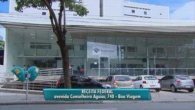 Receita Federal concentra atendimento em unidade de Boa Viagem, no Recife - Posto do Bairro do Recife ficará fechado para reforma estrutural.