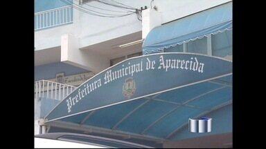Vereadores apresentam relatório final de CEI sobre o prefeito de Aparecida (SP) - Comissão de inquérito investiga um esquema de contratação de empresas fantasmas na cidade.