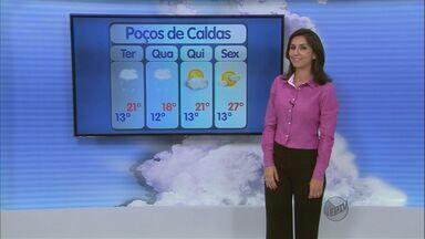 Confira a previsão do tempo no Sul de Minas para essa terça-feira (5) - Confira a previsão do tempo no Sul de Minas para essa terça-feira (5)