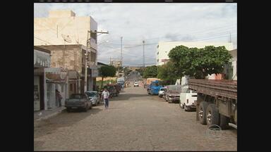 Moradores de Riacho das Almas são surpreendidos com chuva de granizo - Fenômeno na cidade do Agreste durou cerca de dez minutos.