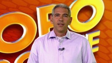 Globo Esporte destaca semifinais da Copa do Brasil e gols da Liga dos Campeões - Programa ainda exibe os preparativos do São Paulo para as quartas de final da Copa Sul-Americana.