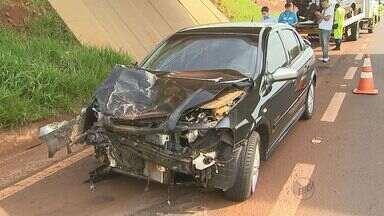 Polícia Rodoviária aumenta fiscalização após acidentes na região de Ribeirão - Jovem alcoolizado bateu em carro que levava família no último domingo (3).