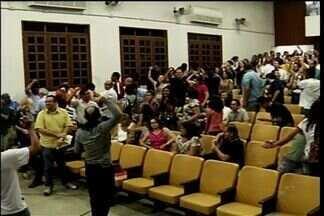Universidade Regional do Cariri entra em greve por tempo indeterminado - Parte dos alunos já fazia greve.