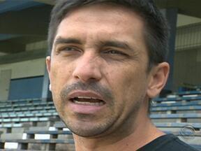 Heroi do tetra da Copa do Brasil, Luis Mário relembra a conquista - Atacante que marcou dois gols na final da edição de 2001 da competição visitou o Estádio Olímpico.