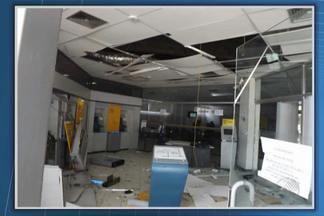 Caixa eletrônico de agência bancária em Amélia Rodrigues é explodido - Segundo a polícia, a ação ocorreu na madrugada desta quarta.