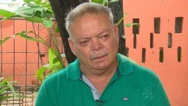 Pai de Gabriela Belota fala sobre crime, em Manaus - Primo, sobrinho e filho das vítimas é um dos três acusados no Caso Belota