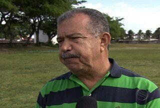 Diretoria do Sergipe corre contra o tempo para reformar o Estádio João Hora - Assista ao vídeo e confira como vai ser a reforma do Estádio João Hora. Torcedores vão poder ajudar na reforma.