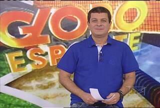 Globo Esporte MA 06-11-2013 - O Globo Esporte MA desta quarta-feira destacou a goleada do Sampaio diante do Balsas, a apresentação do novo técnico e dos reforços do Moto e o lançamento do circuito maranhense de futebol de areia