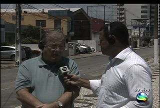Obras na Avenida Beira Mar ainda não começaram - Obras devem ser retomadas no trecho interditado na Avenida Beira Mar em Aracaju.