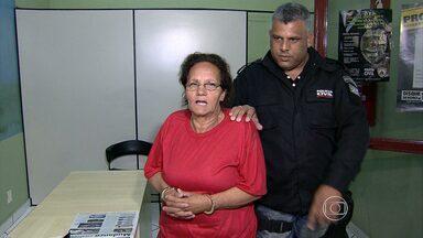 Mulher suspeita de matar amiga por dívida é presa na Grande BH - Segundo polícia, ela teria cometido o crime com um comparsa.