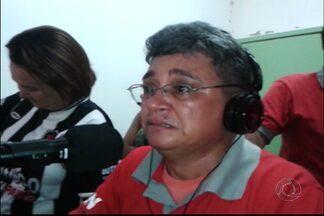 Narrador do título do Botafogo-PB fala sobre emoção da conquista - Confira a entrevista que o narrador Décio Freire concedeu ao Globo Esporte.