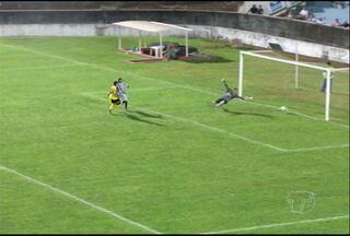 São Raimundo estreia no Parazão com vitória de virada - A equipe santarena venceu por 2 x 1 o Castanhal no início da disputa por uma vaga na elite do futebol paraense.