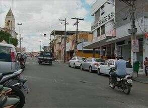 Plano de combate à violência em Bezerros - Câmeras de segurança estão sendo instaladas no município.