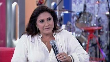 Fafá fala sobre a emoção de cantar um fado - Cantora diz que foi uma grande experiência fazer um disco só com esse tipo de música