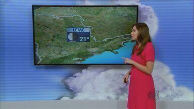 Confira a previsão do tempo para São Carlos e região nesta segunda-feira (11) - Confira a previsão do tempo para São Carlos e região nesta segunda-feira (11).