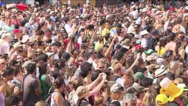 Corrente Cultural reuniu milhares em Curitiba - Palcos espalhados pela cidade receberam mais de 70 atrações.