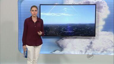 Previsão do tempo – 11/11/2013 – Ribeirão Preto e região - Ribeirão registra maior temperatura da primavera no domingo (11)