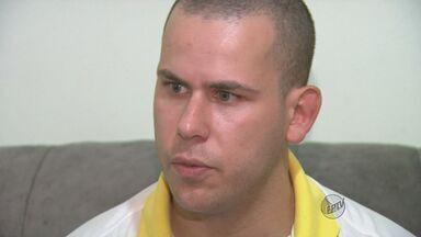 Mãe e padrasto do menino Joaquim são presos em Ribeirão Preto, SP - Mãe e padrasto do menino Joaquim são presos em Ribeirão Preto, SP.