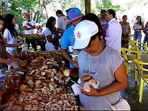 Parque do Sabiá proporciona lazer e qualidade de vida aos uberlandenses - Local comemora 31 anos com atividades e café da manhã para visitantes. Programação conta com a apresentação da Banda Municipal.