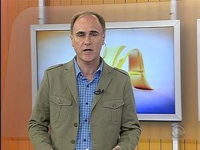 Paulo Brito fala sobre os jogos da dupla Gre-Nal pelo Brasileirão - Grêmio recebe o Vasco nesta quarta-feira, e o Internacional enfrenta o Atlético-MG na quinta-feira.