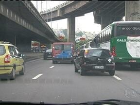 Avenida Rodrigues Alves será fechada nesta quinta-feira (14) - Será mais um teste para a cidade, com novas mudanças no trânsito e também no itinerário dos ônibus. Placas e faixas informativas serão instaladas até domingo (17).