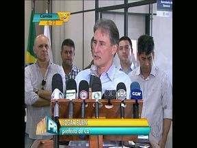 Cascavel pode ter nova eleição para prefeito - Mandato do prefeito Edgar Bueno foi cassado por unanimidade pelo TRE por suposta fraude nas eleições de 2012
