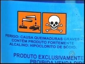 Especialista de Araçatuba dá dicas de cuidados com envenenamentos acidentais com crianças - Na última semana várias crianças do noroeste paulista foram parar no hospital após tomar produtos químicos. E dados da Sociedade Brasileira de Pediatria mostram que esse tipo de situação é comum. Especialistas alertam sobre cuidados.