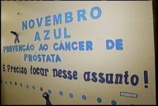 Novembro é internacionalmente dedicado às ações relacionadas ao câncer de próstata - Mês é dedicado à saúde do homem.